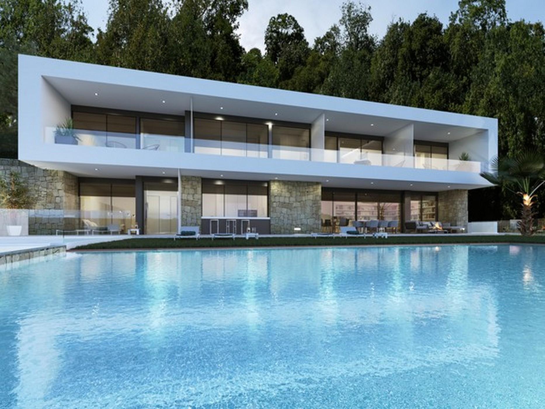 Nueva Construcción – Villa de lujo