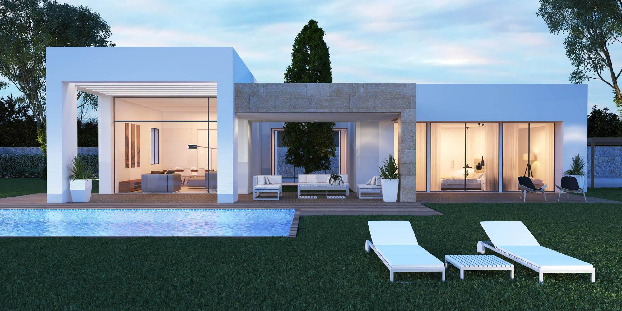 New Construction For Sale in Javea
